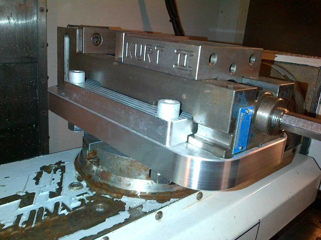 Haas Mills > Setting up my 5 axis trunnion    - Page 2